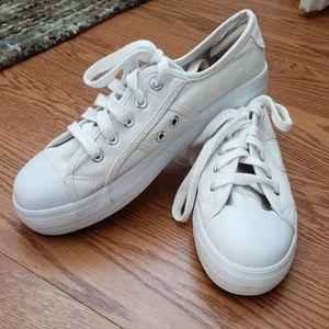 White Rocket Dog Sneaker